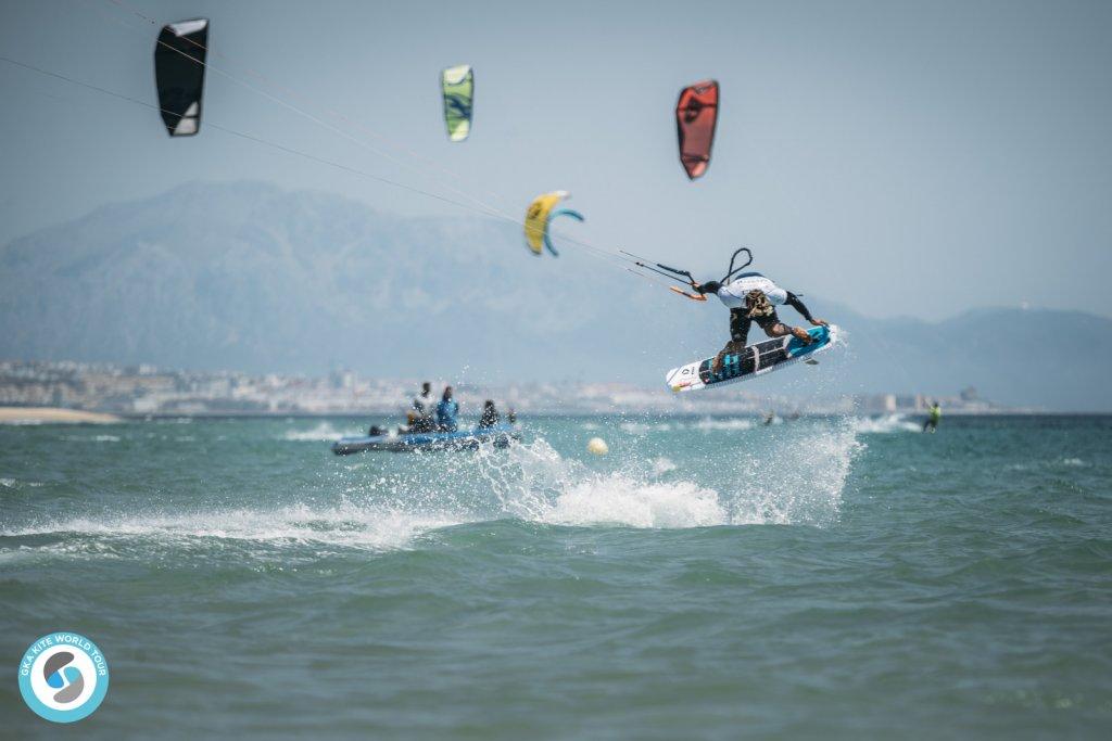 GKA Kite World Cup Tarifa - Airton Cozzolino