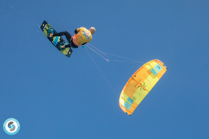 Lewis Crathern - GKA Fuerteventura Big Air