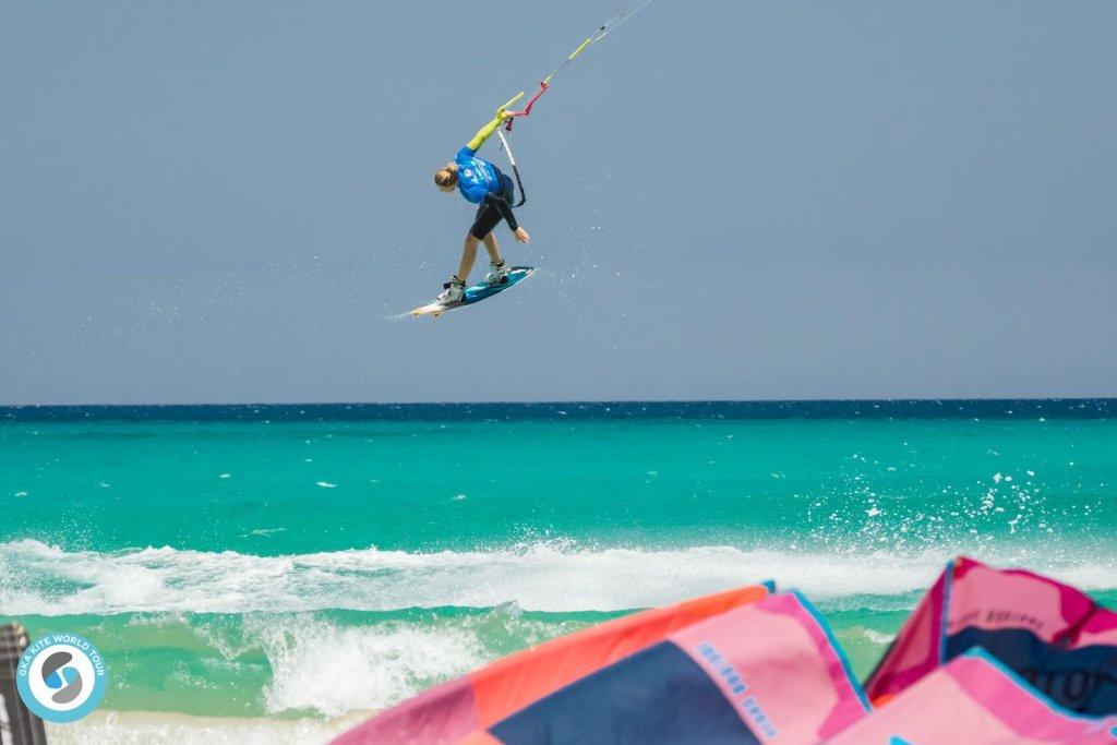 Liam Whaley - GKA Freestyle World Cup Fuerteventura