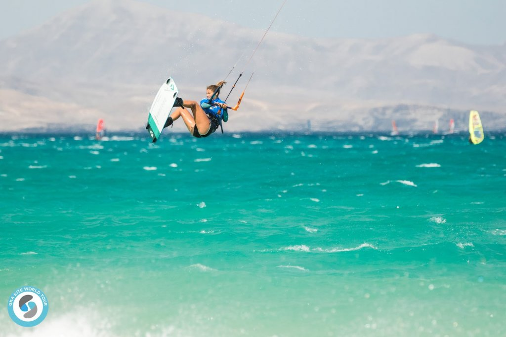 Mikaili Sol - GKA Freestyle World Cup Fuerteventura