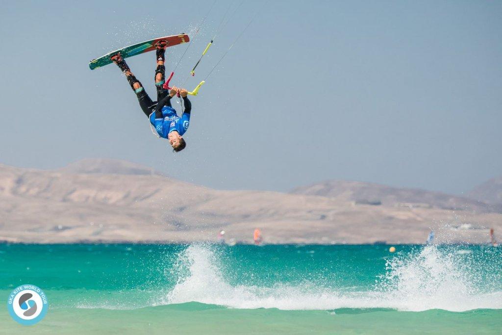 Nico Delmas GKA Freestyle World Cup Fuerteventura