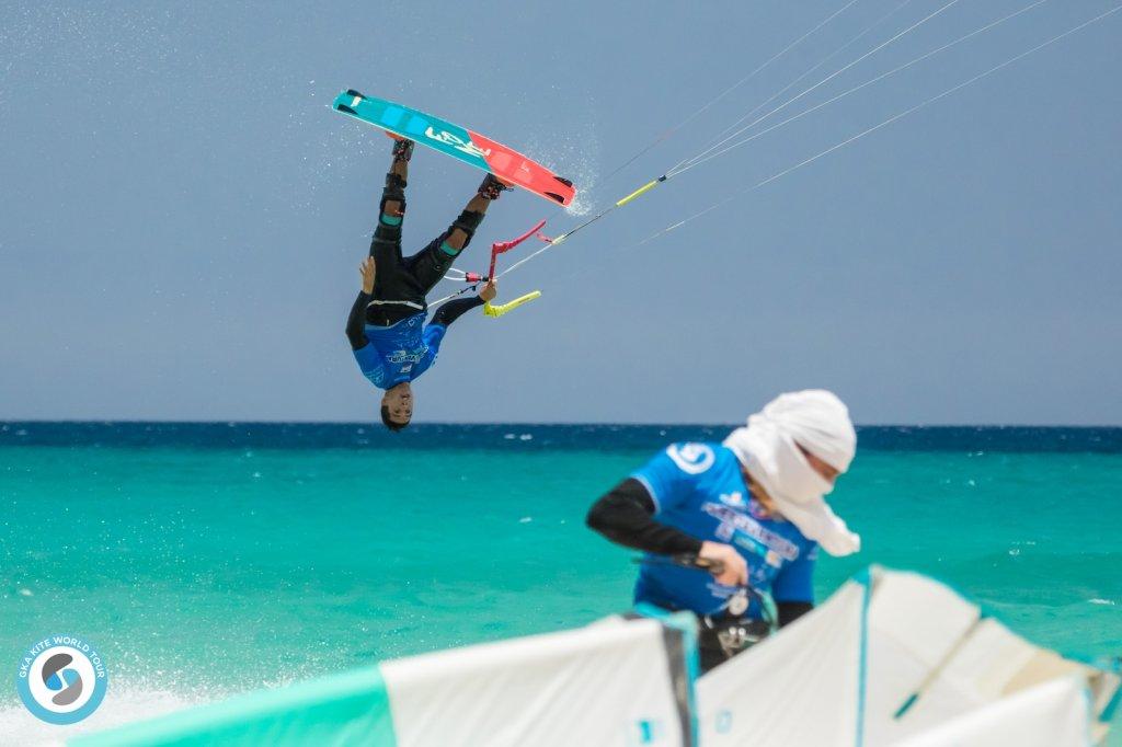 Nicolas Delmas - GKA Fuerteventura