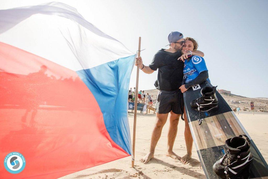 Paula Novotna - GKA Freestyle World Cup Fuerteventura