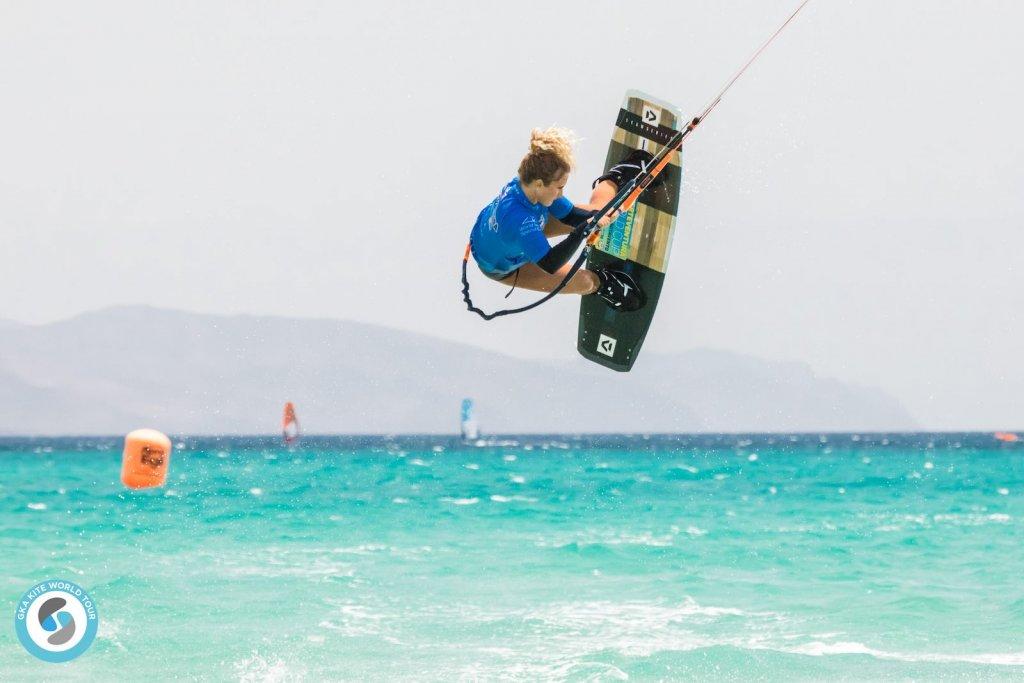 Paula Novotna - GKA Freestyle World Cup Fuerteventura 2019