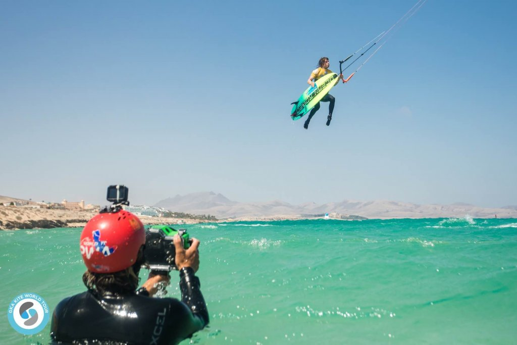 Reece Myerscough - GKA Fuerteventura Big Air