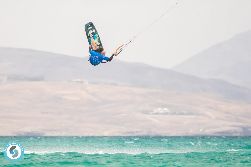 Stefan Spiessberger GKA Freestyle World Cup Fuerteventura