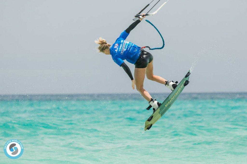 Therese Taabbel - GKA Freestyle World Cup Fuerteventura