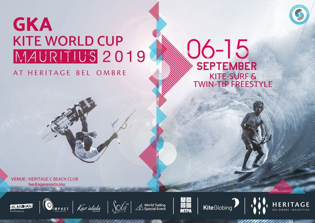 GKA Mauritius 2019 event poster