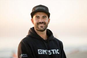 Dani Jimenez, Head Judge Kite-Surf