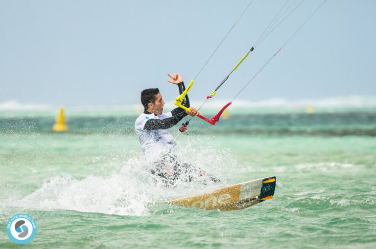 Image for GKA Kite World Cup Mauritius – Day 3 Update