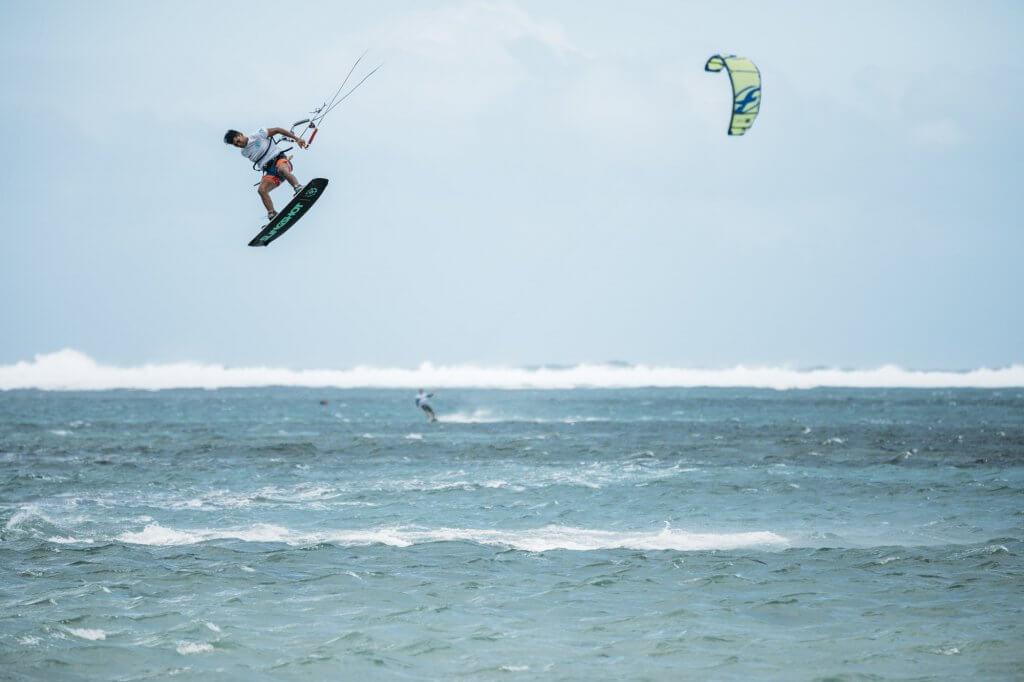 GKA Kite World Tour Mauritius