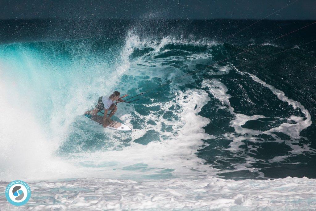 GKA Kite World Tour Kite-Surf Mauritius