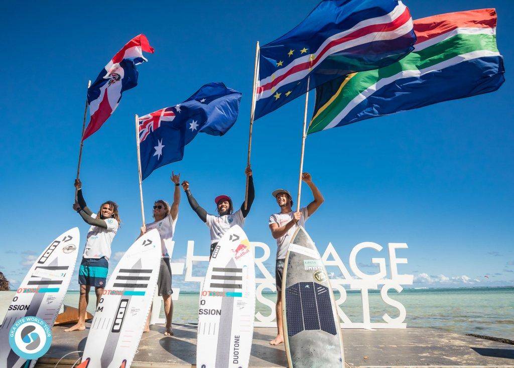 GKA Kite World Cup Mauritius
