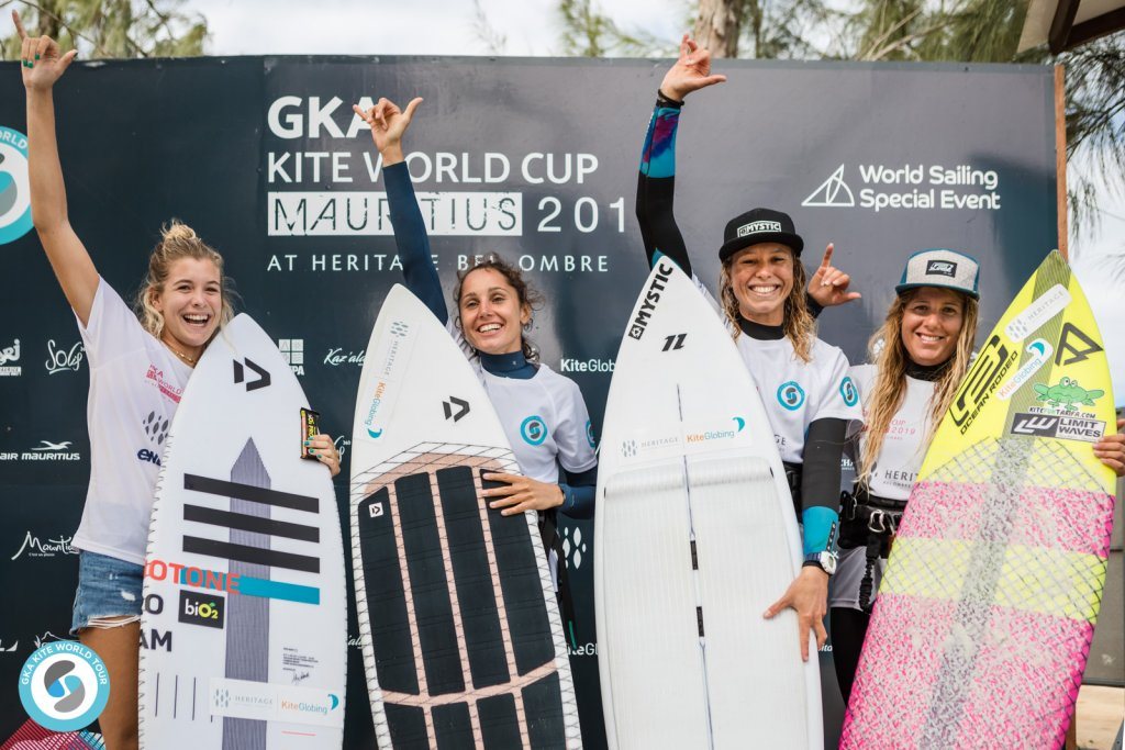 GKA Kite World Cup Mauritius women
