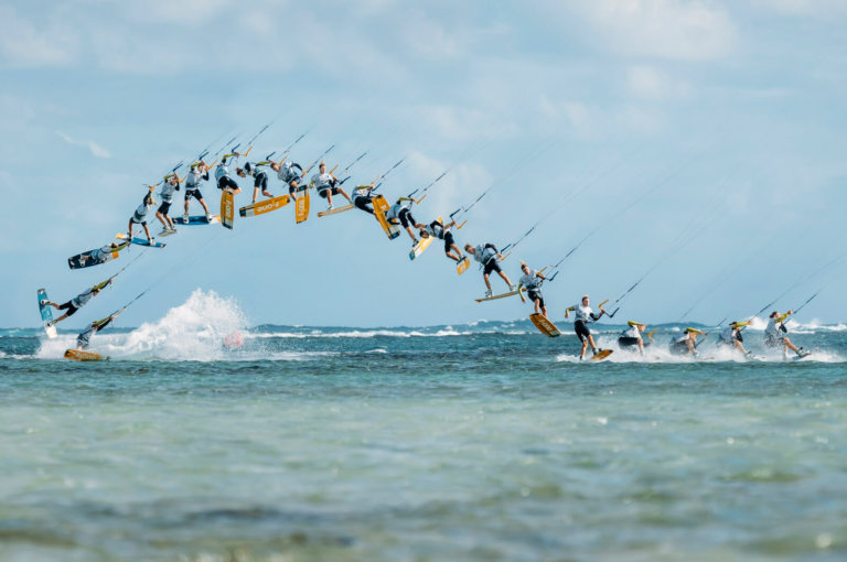 Image for GKA Kite World Cup Mauritius – Day Four Freestyle Finals