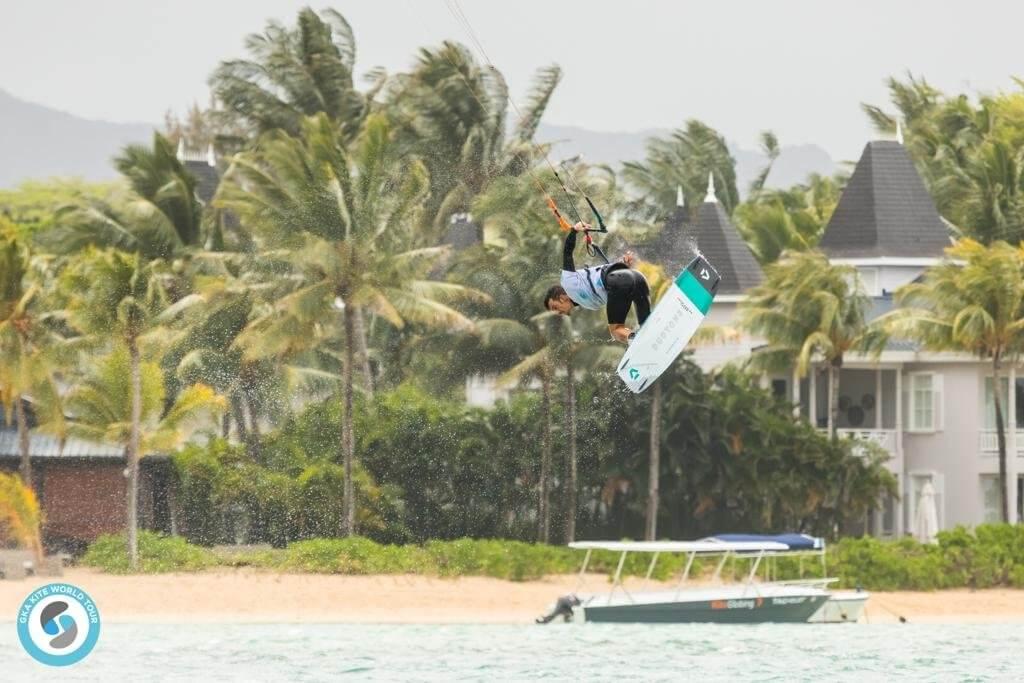 GKA Kite World Tour Mauritius Freestyle
