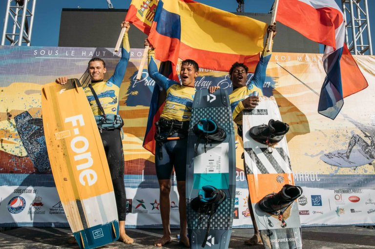 Image for Men's Freestyle Finals – Saturday's Action – Dakhla Day 2