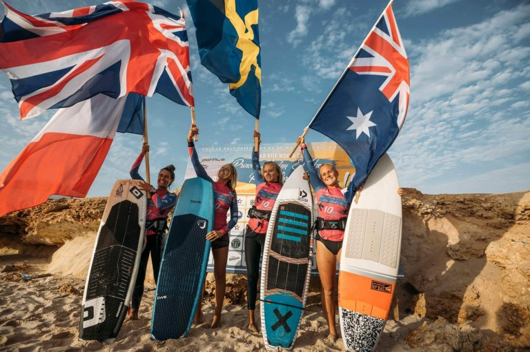 Image for Kirsty is Queen of the Desert! Dakhla Kite-Surf Update