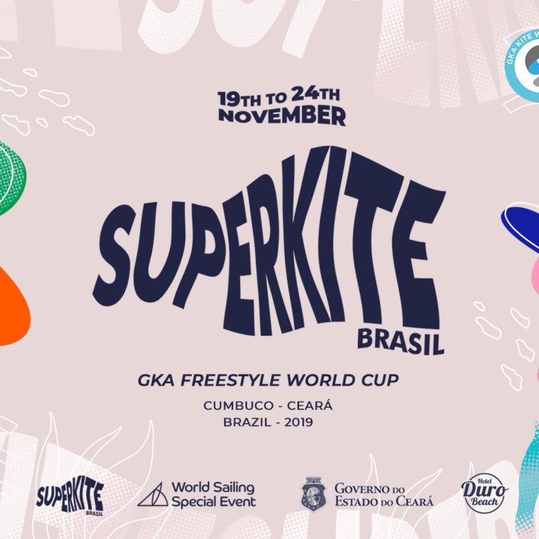Superkite Cumbuco GKA freestyle finals 2019