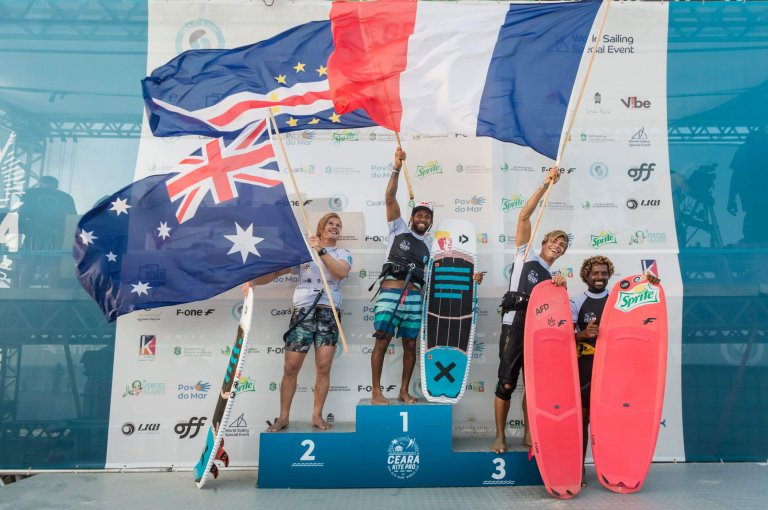 Image for GKA Kite-Surf World Cup Brazil – Men's Single Elimination Complete!