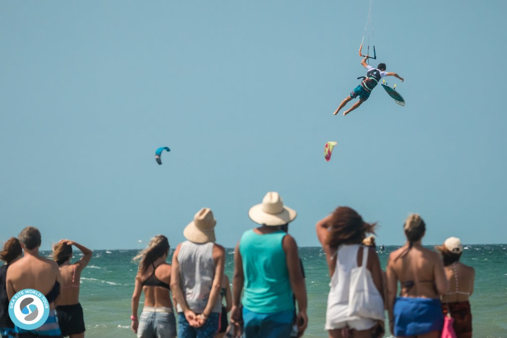 GKA Kite World Tour Brazil