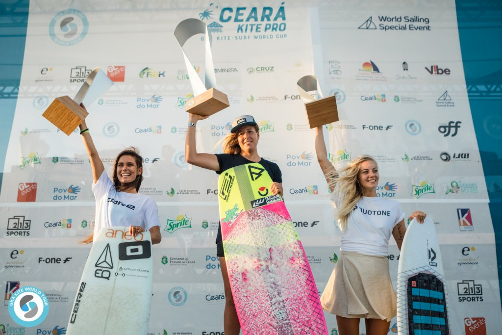 GKA Kite-Surf World Champions 2019