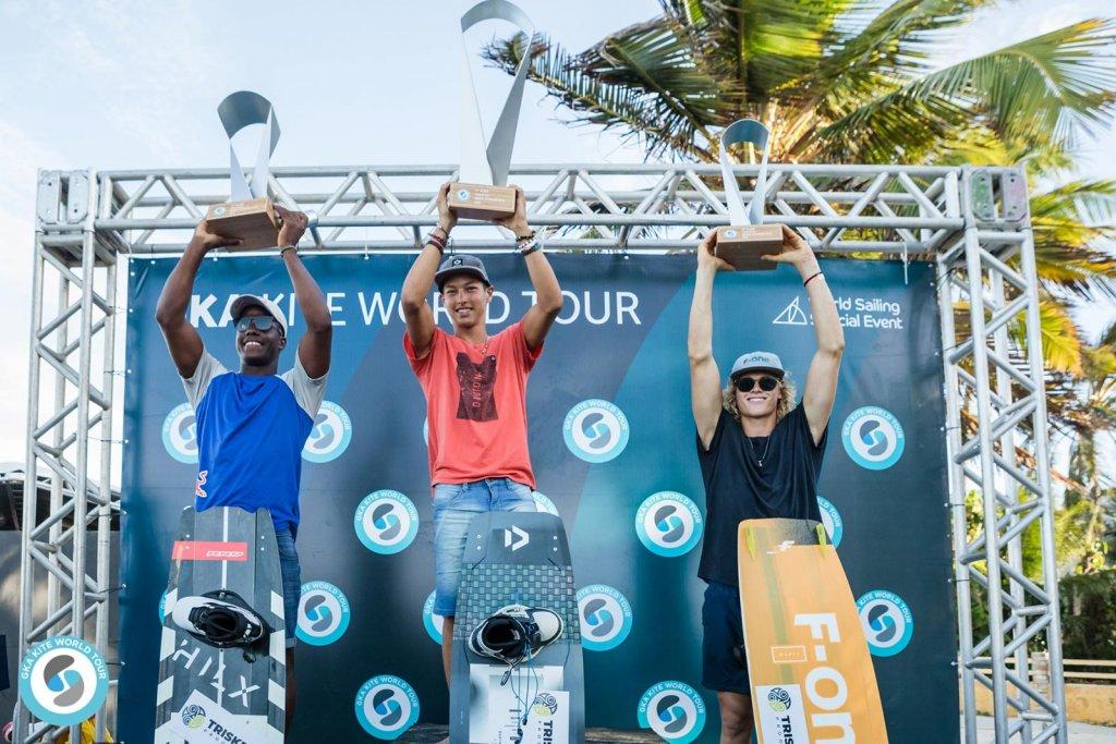 GKA Kite World Tour Freestyle World Champions