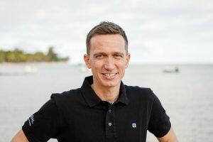 Jim Gaunt, Media Manager