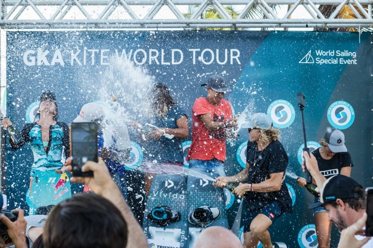 Image for 2019 GKA Kite World Tour Champions Crowned