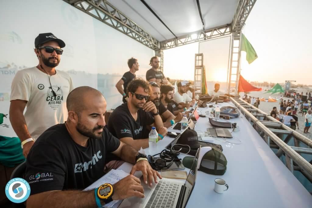GKA Kite World Tour Crew