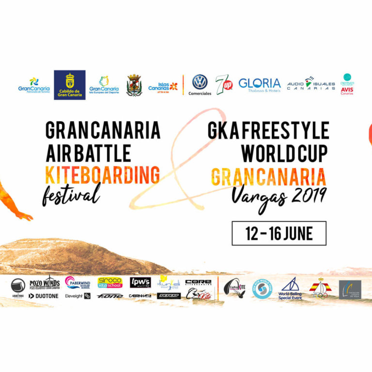 Gran Canaria Vargas poster 2019