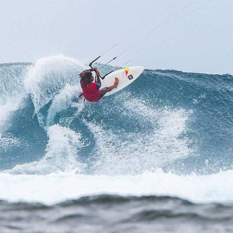 GKA Kite-Surf - Mauritius tour final starts