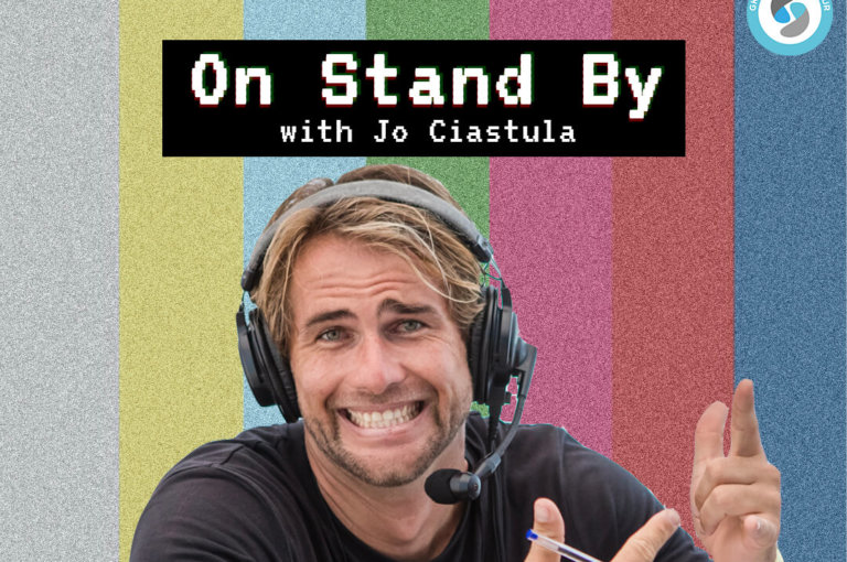 Image for Meet the GKA team, episode 2: On stand by with Jo