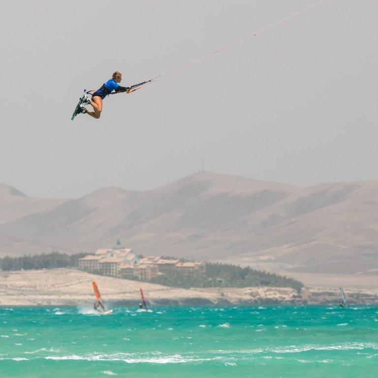 GKA Freestyle World Cup Fuerteventura Pippa van Iersel
