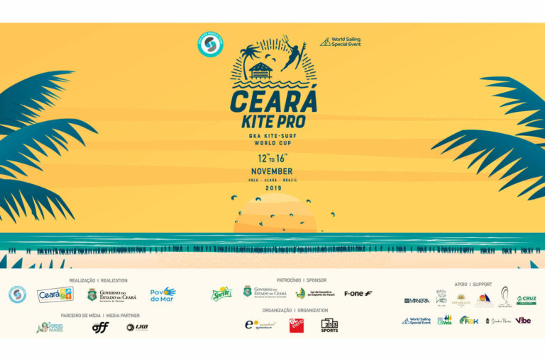 Image for Kite-Surf World Cup Brazil – The 2019 Finals at Prea!